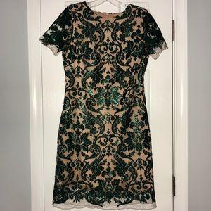 Dress The Population sequin dress